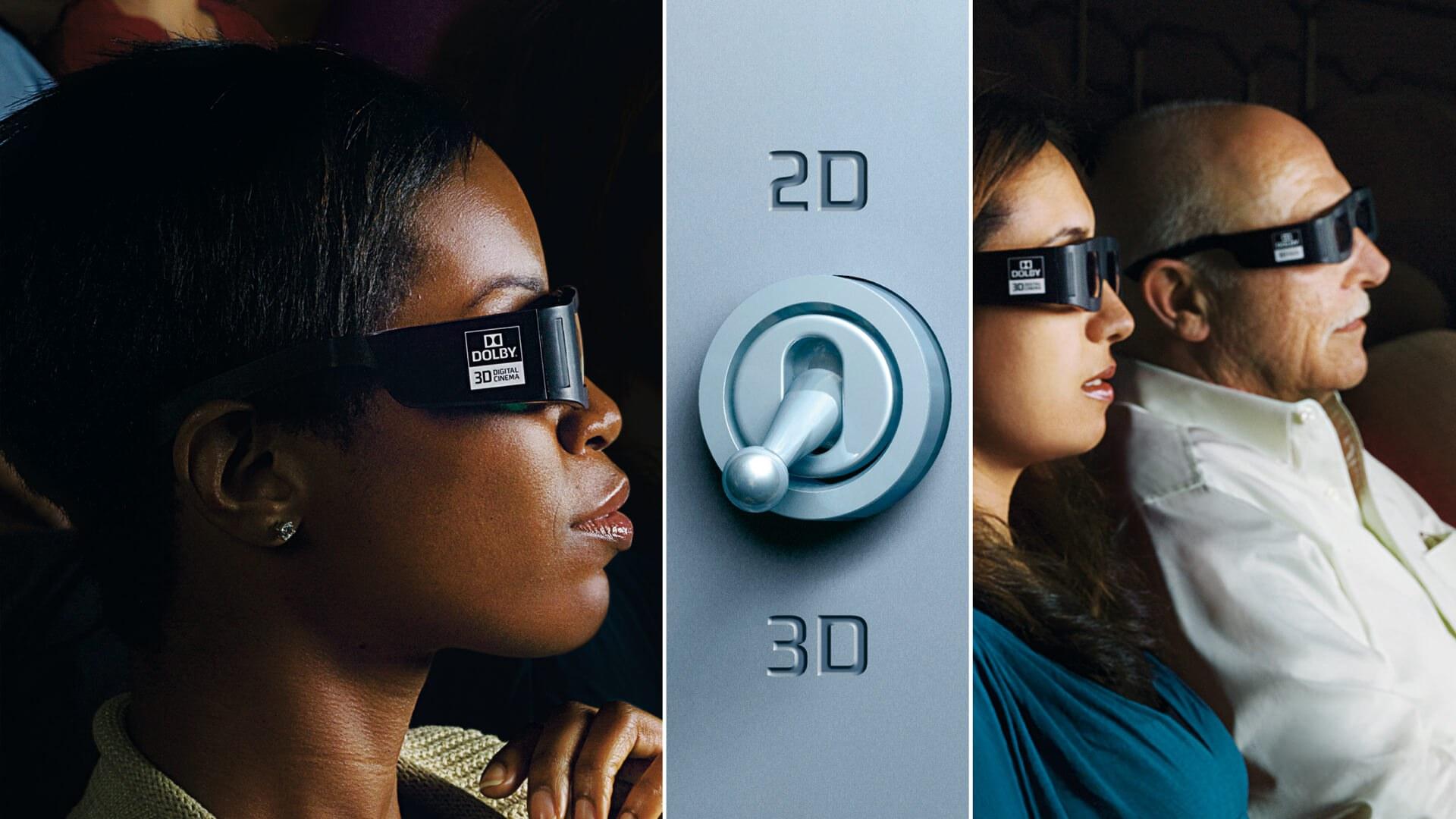 2d 3d dolby digital cinema