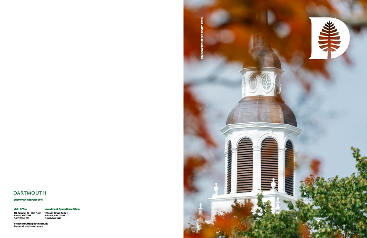 Dartmouth Endowment Report 2018 Spd1