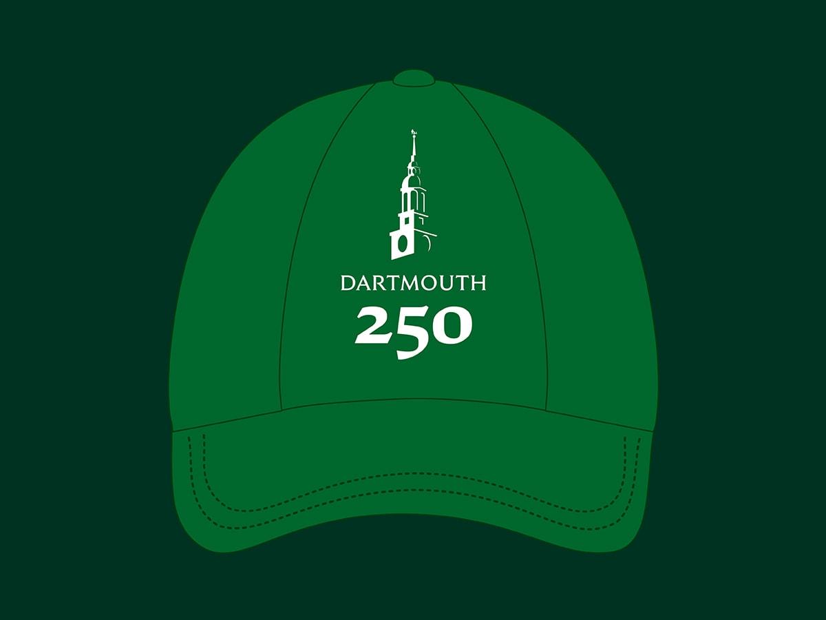Dartmouth 250 Hat