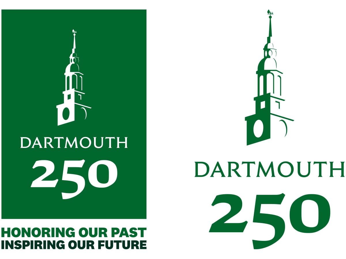 Dartmouth 250 Logo Green2