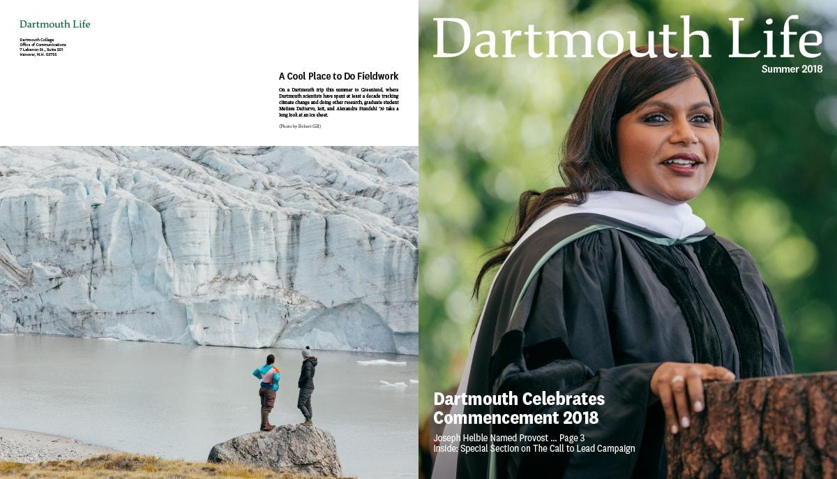 Dartmouth Life Summer 2018 Spd 1