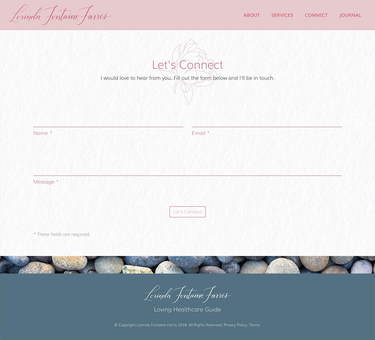 Lorindafontainefarris Contactpage